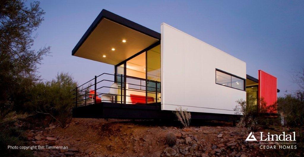 Modern Portable Homes prairie cedar homes | portable homes for oil companies