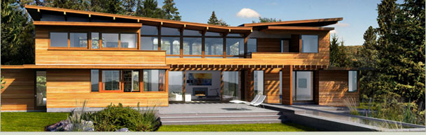 Prairie cedar homes all posts tagged 39 post and beam 39 for Lindal cedar home plans