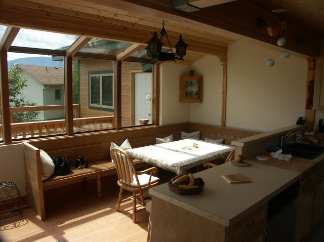 Lindal Sunroom