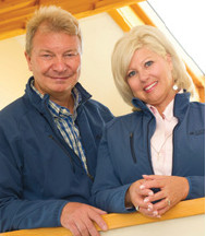 Your Lindal Dealers - Barb and Doug