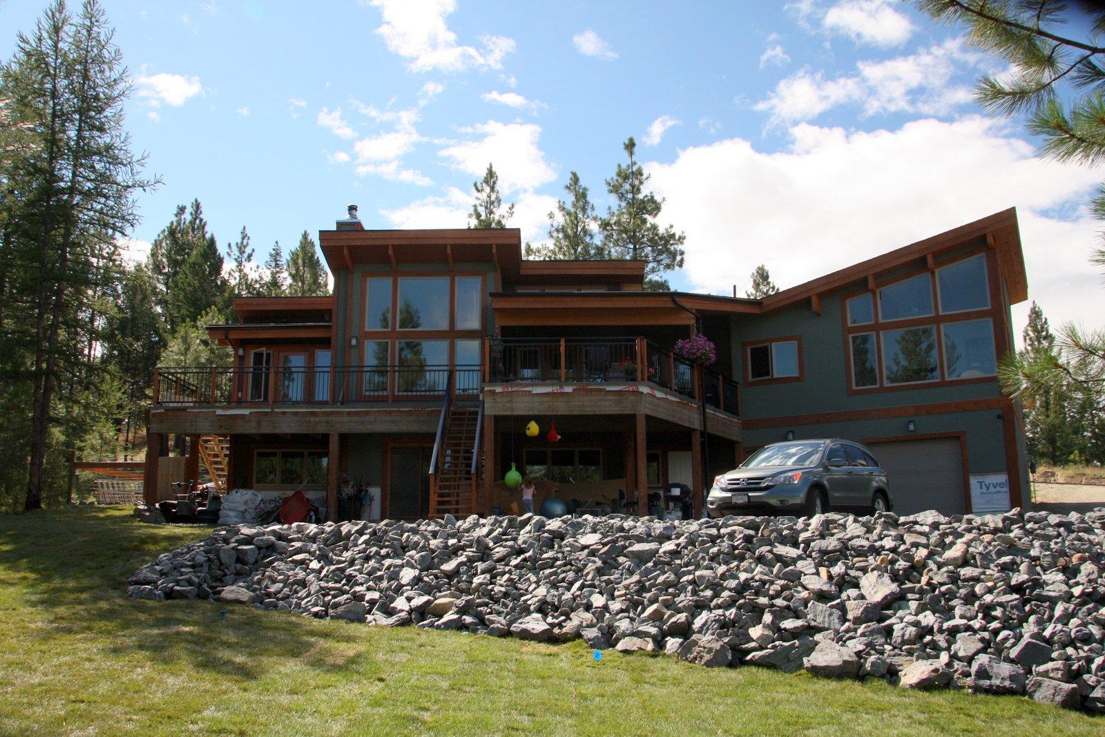 Prairie Cedar Homes Lindal Architects Collaborative
