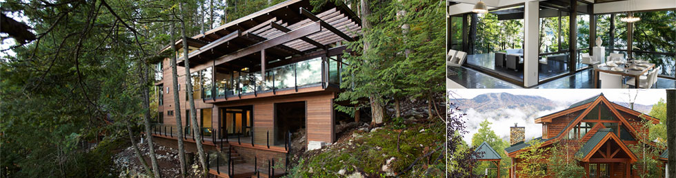 Lindal Cedar Homes British Columbia